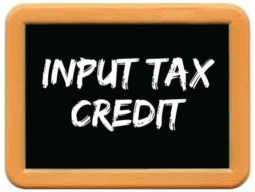GST Practical Guide: Input Tax Credit