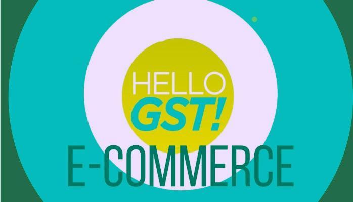 GST for E-commerce Companies